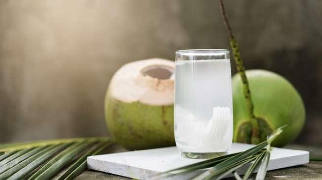 detoks air kelapa