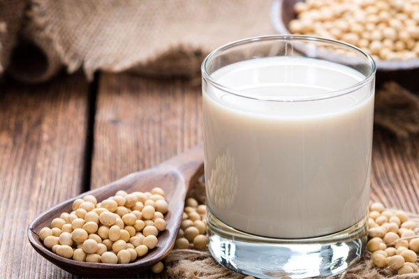 cara makan bersama susu soya